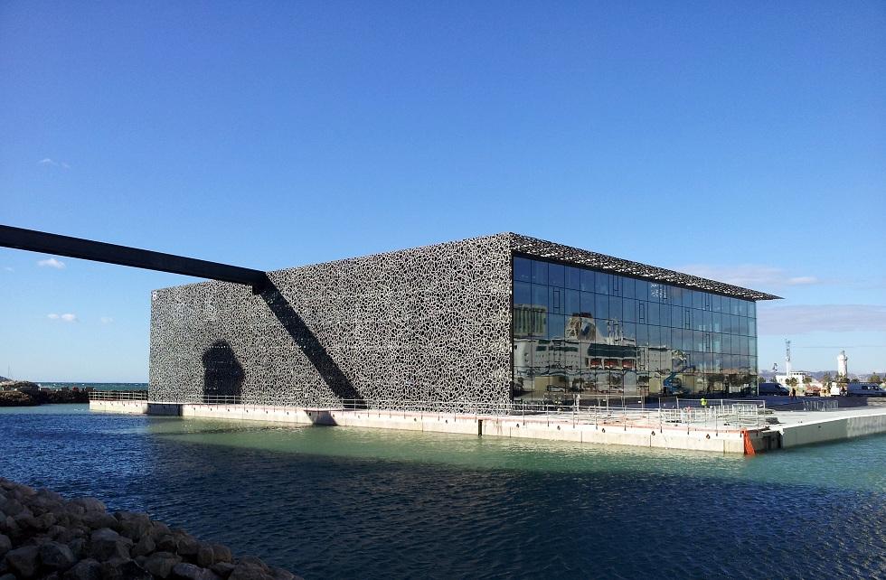 Museu em Marselha