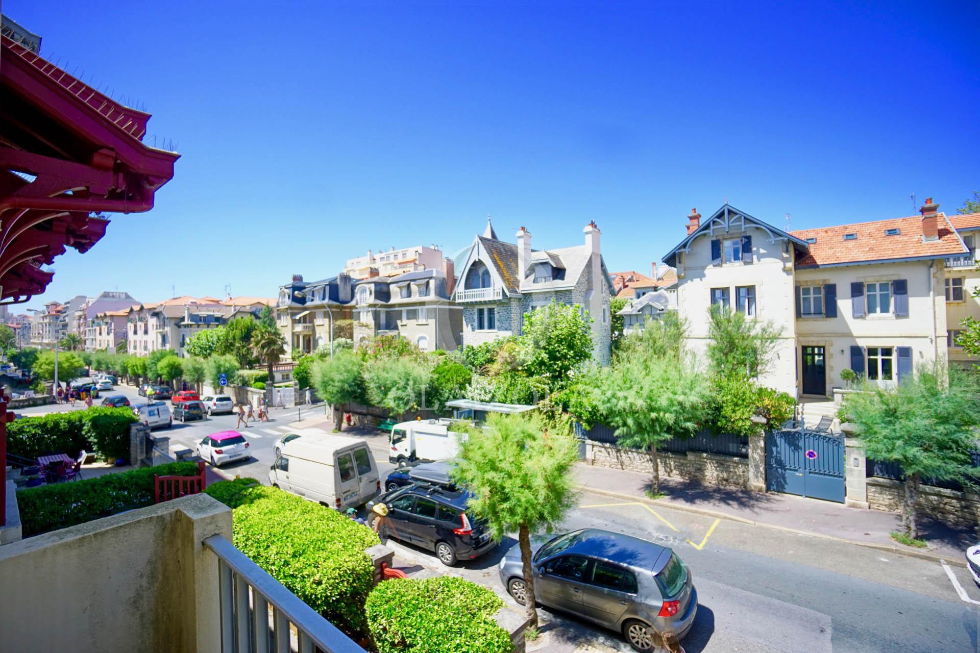 Bairro Saint Charles em Biarritz