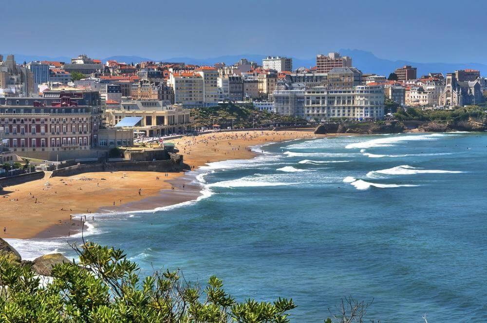 Orla de Biarritz