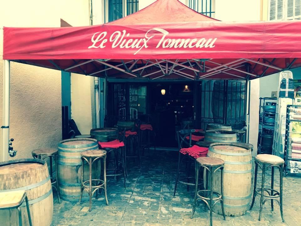 Le Vieux Tonneau em Aix