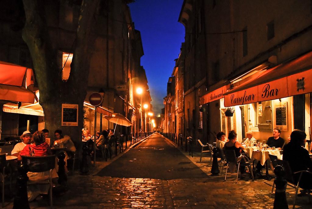 Noite de Aix