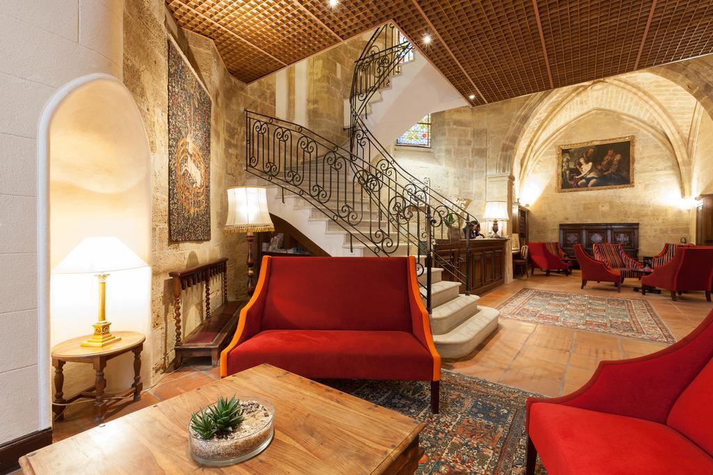 Interior do Hotel des Augustin