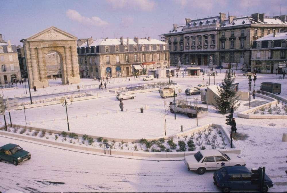 Inverno em Bordéus
