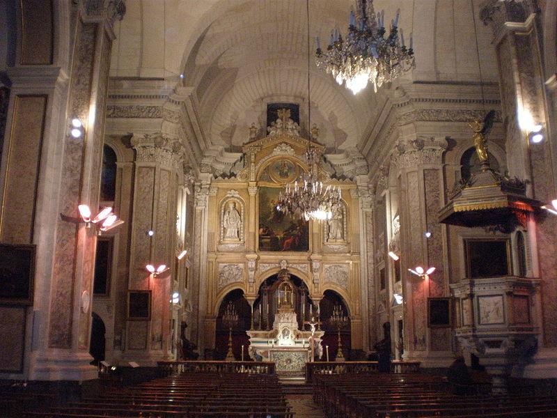 Notre Dame des Tables em Montpellier