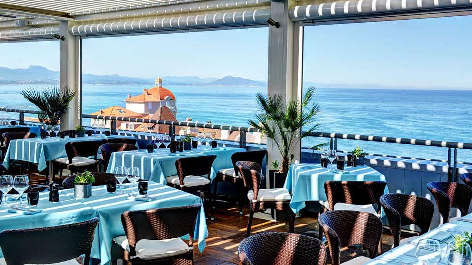 Restaurante Transat em Biarritz
