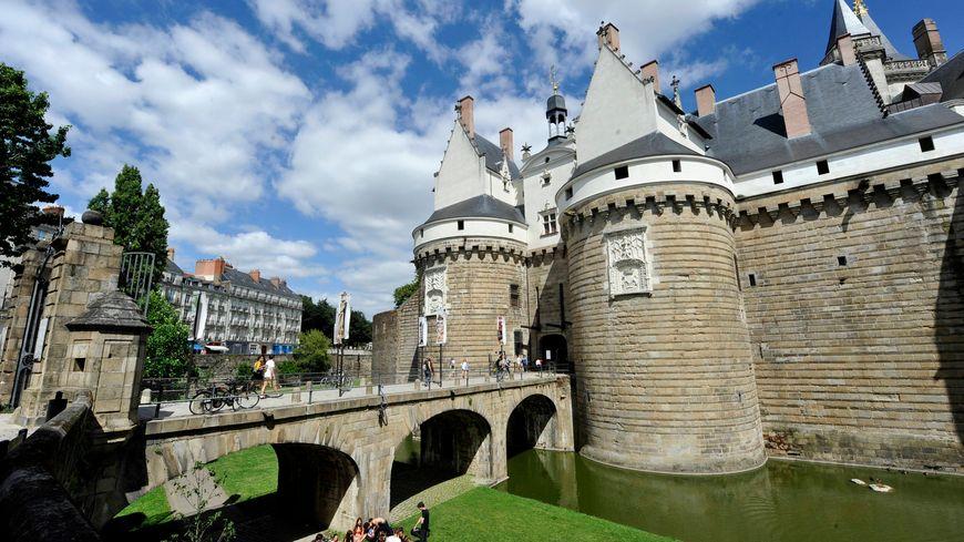Entrada do Castelo dos Duques da Bretanha