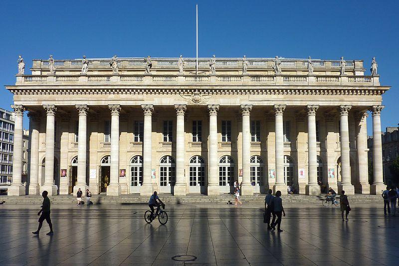Grand Théâtre em Bordéus