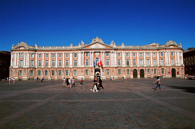 Praça do Capitólio de Toulouse