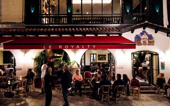 Restaurante em Le Royalty