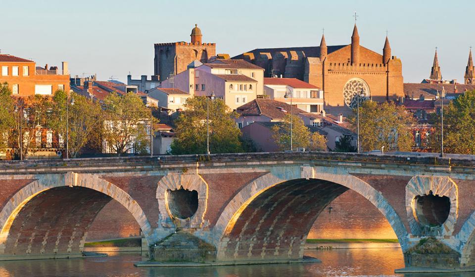 Vista de Toulouse