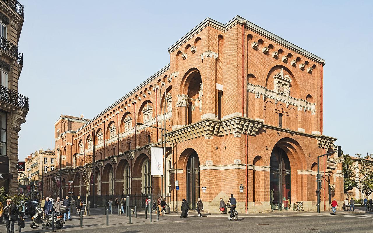 Vista do Museu des Augustins de Toulouse