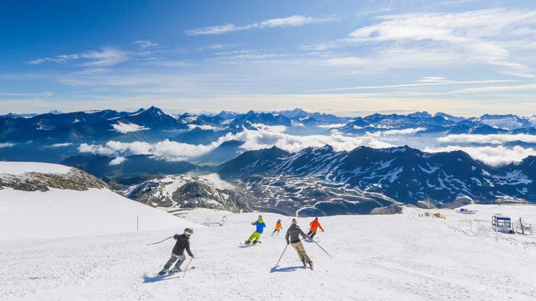 Esquiar na França