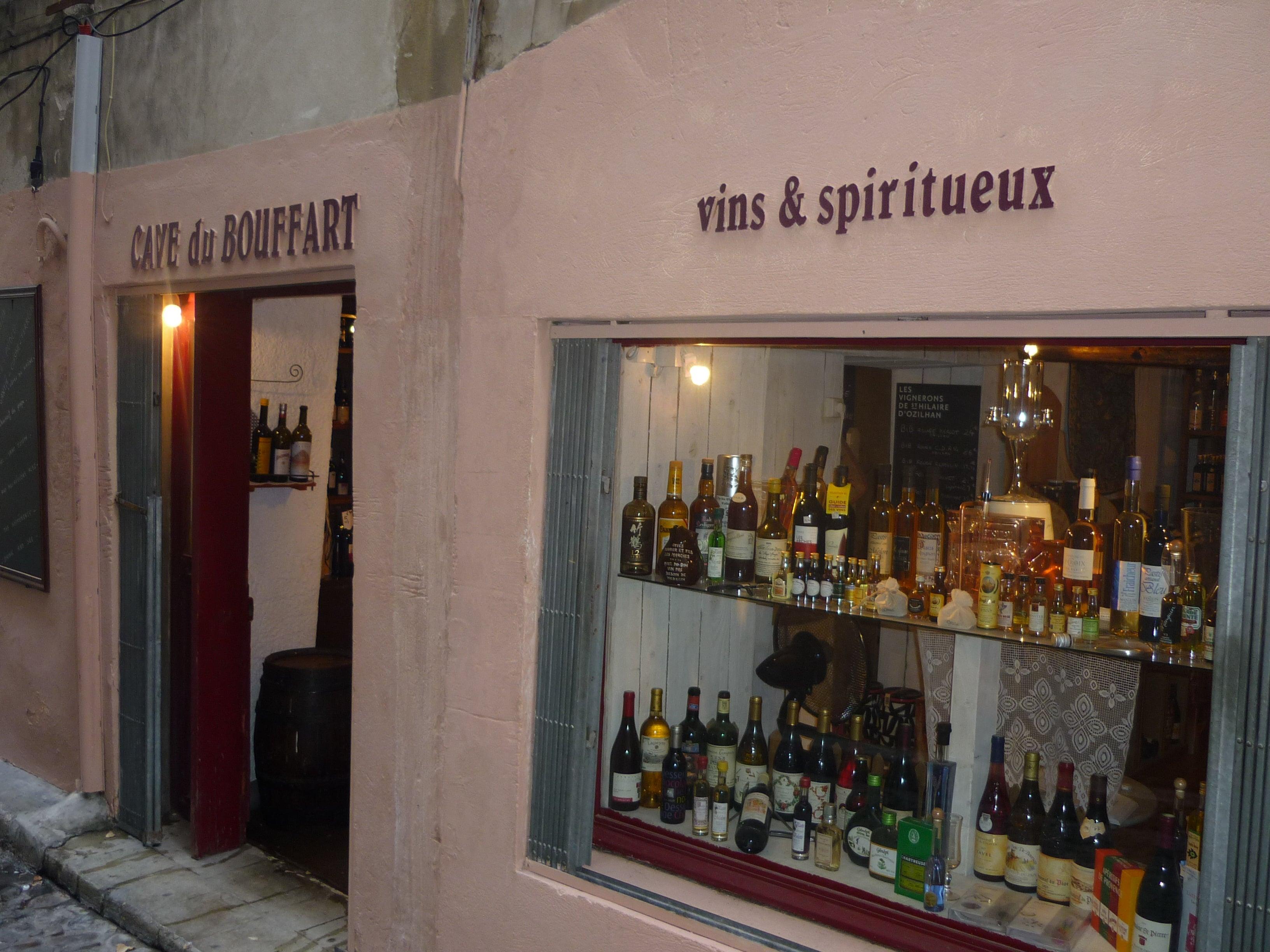 La Cave du Bouffart em Avignon