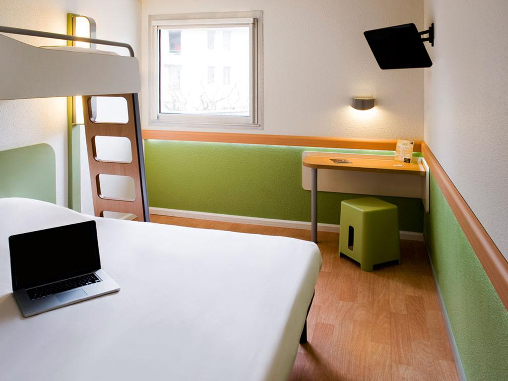 Quarto do Hotel ibis budget Avignon Centre
