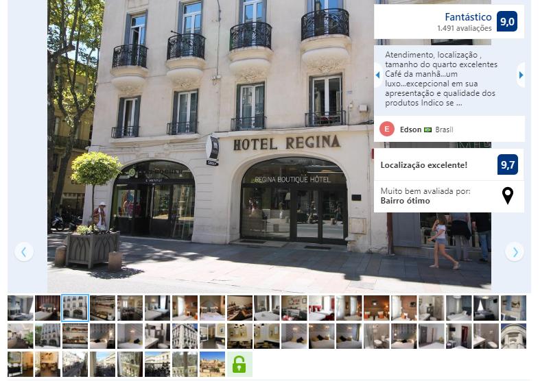 Régina Boutique Hotel