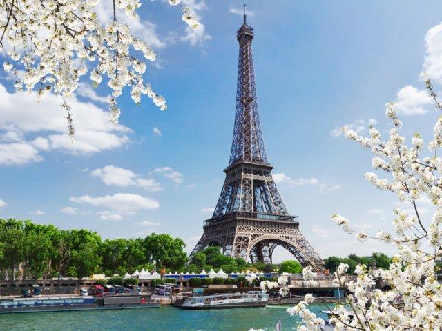Paisagem de Paris
