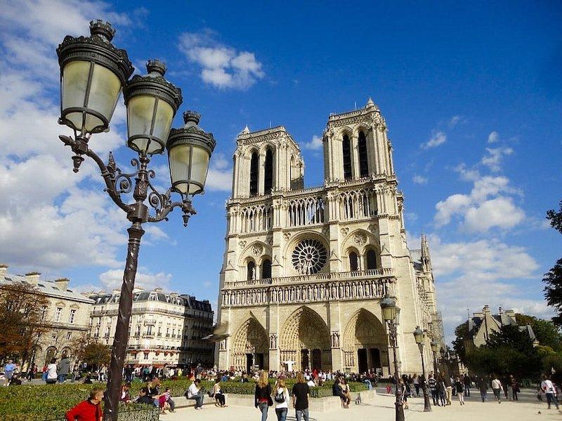 Catedral Notre-Dame em Paris