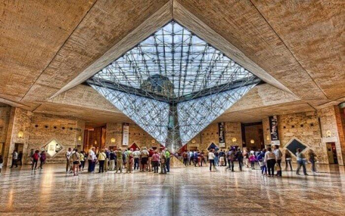 Shopping Carrousel du Louvre em Paris