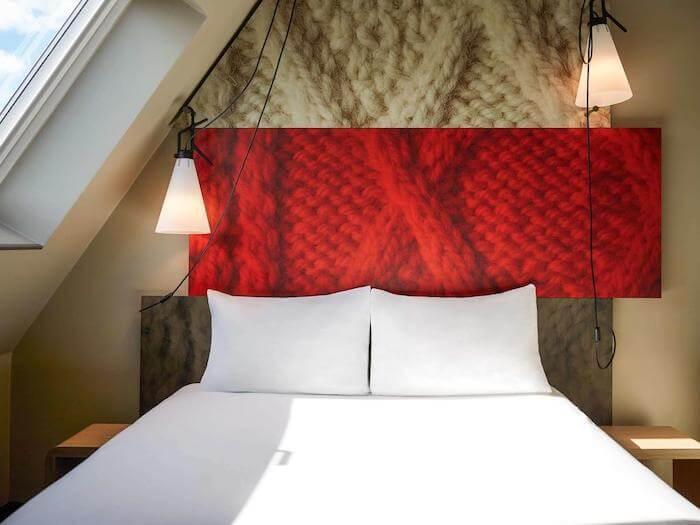 Hotel Ibis Paris Canal Saint Martin - quarto