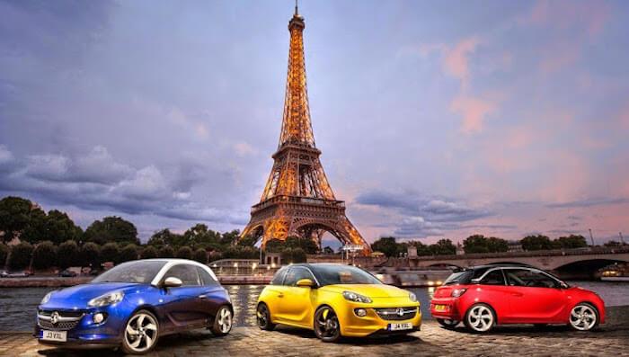 Alugar um carro em Paris e na França