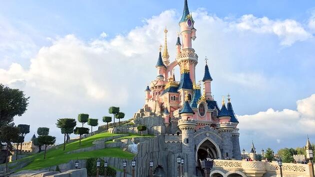 Castelo do Parque Disneyland