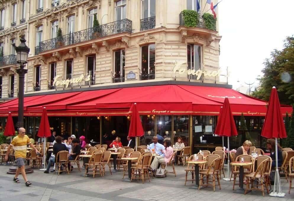 Café Fouquet's Paris