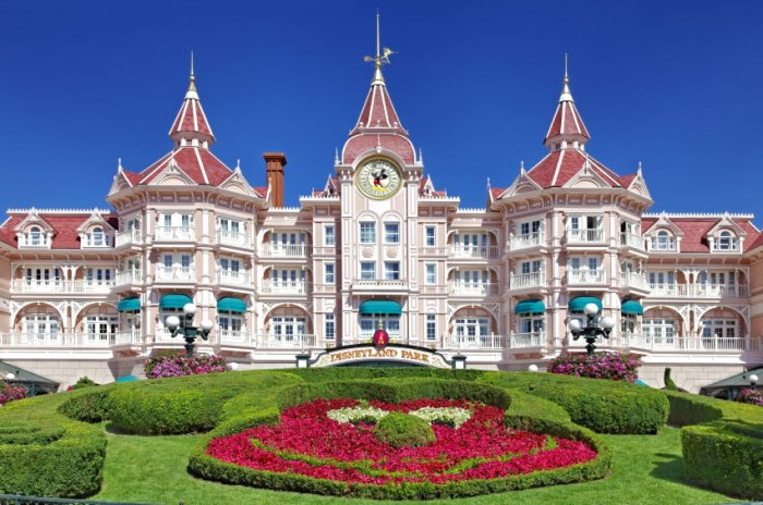 Hotel na Disneyland Paris
