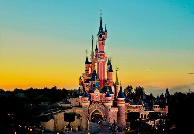 Disneyland em Paris