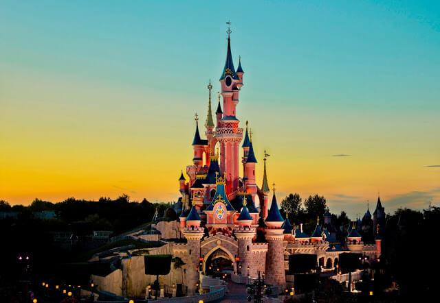 Paris com crianças - Disneyland