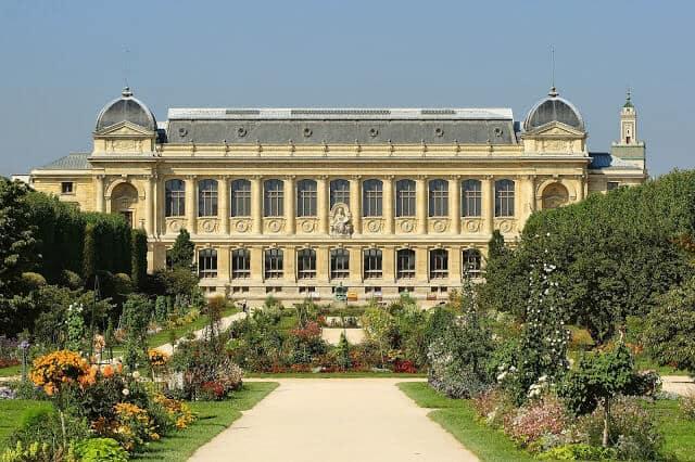 Museu Nacional de História Natural em Paris