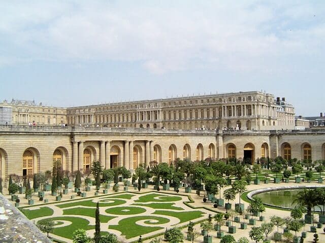 Palácio de Versalhes na França