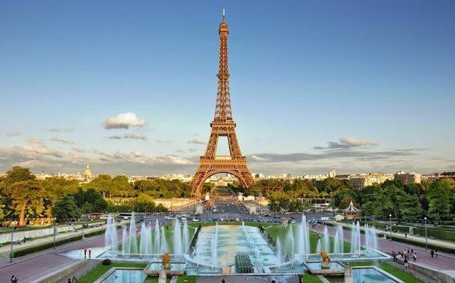 Roteiro de cinco dias em Paris