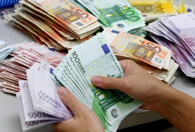 Euros em Paris