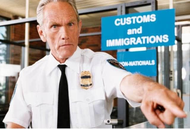 Controle de imigração