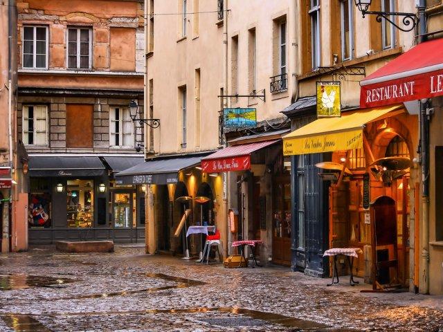 Ruas de Vieux Lyon