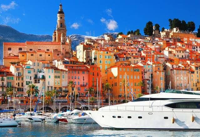 Cannes na França