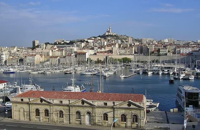 Porto Velho de Marselha