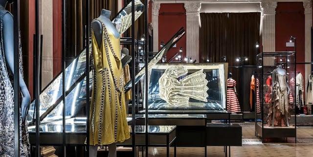 Acervo do Museu da Moda em Paris