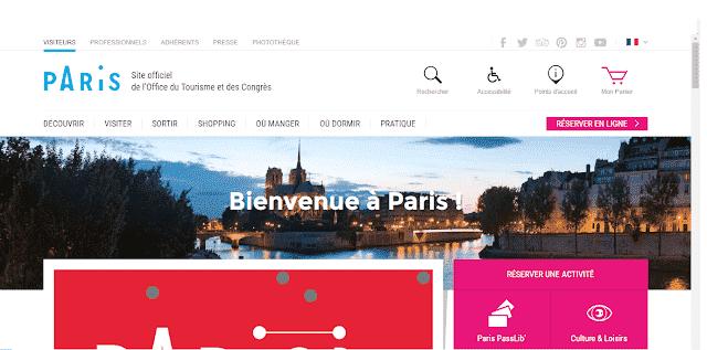 Site Paris Info