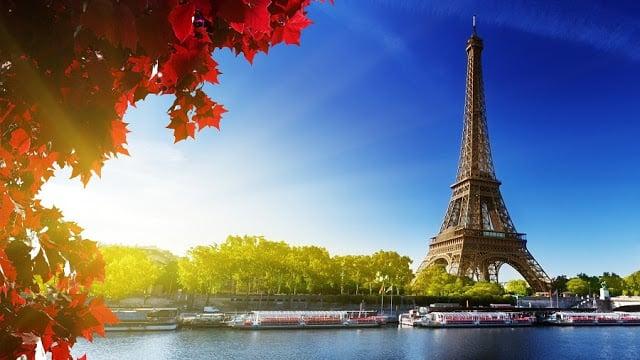 Paris na França