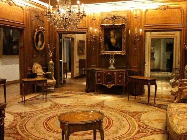 Museu Cognacq-Jay de Paris na França