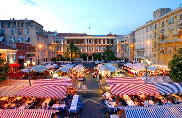 Bairro Vieux Nice