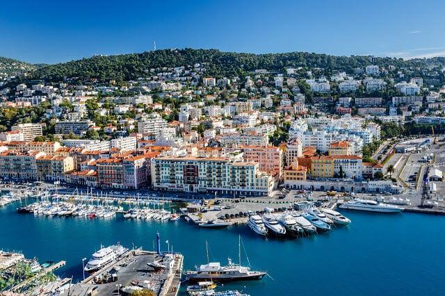 Porto de Nice