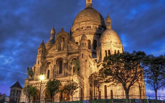 Basílica do Sacre Coeur