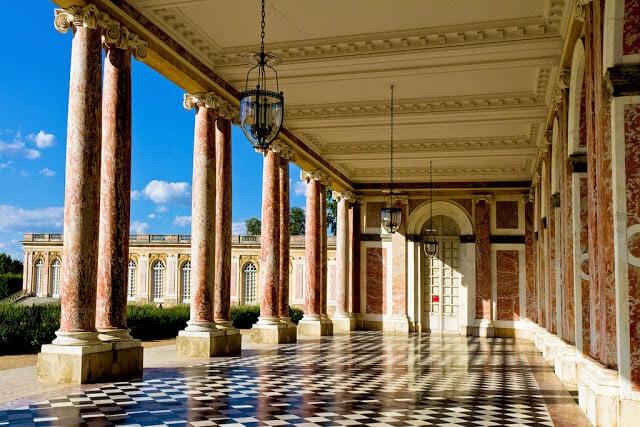 Grand Trianon em Versalhes