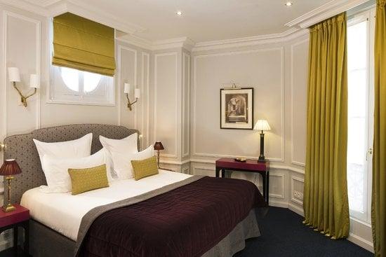 Hotel Bourgogne et Montana em Paris
