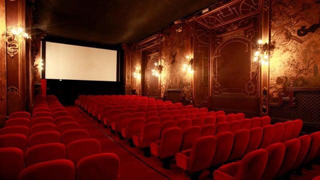 Cinema em Paris