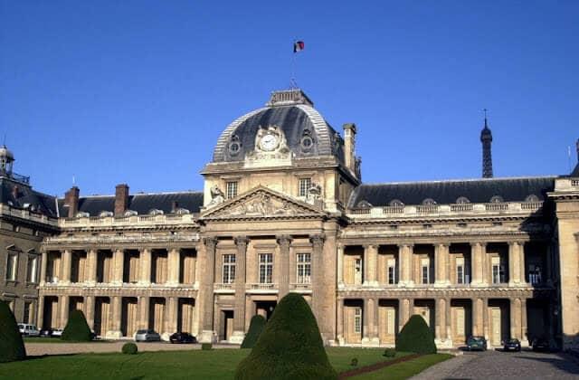 Ecole Militaire em Paris