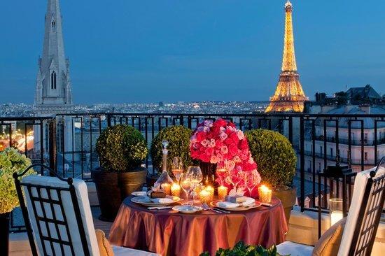 10 hotéis de luxo em Paris
