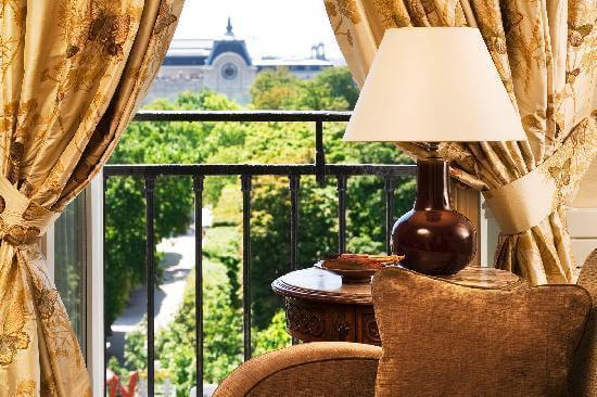 10 hotéis em locais notáveis em Paris